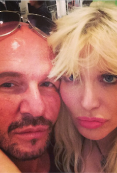 Alex Perry Surprisingly Fits Courtney Love Amid Her Australian Tour