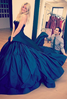 Zac Posen is Designing Elyse Taylor's Wedding Dress