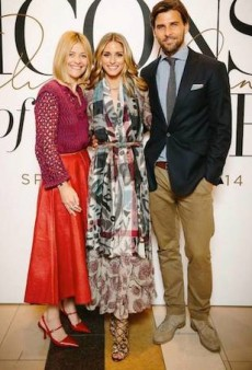 Olivia Palermo and Johannes Huebl Launch Chadstone's Icons of Style