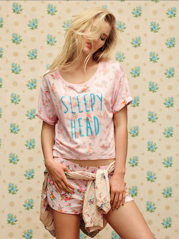 Peter Alexander Sleepy Head Spring