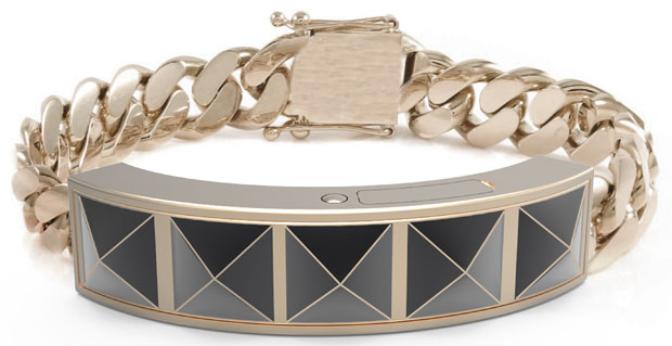 Rebecca Minkoff wearable tech bracelet