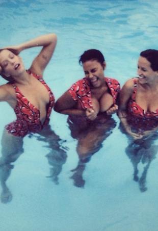 Robyn Lawley Swimwear