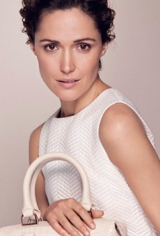 Rose Byrne is the New Face of Oroton for Spring 2014