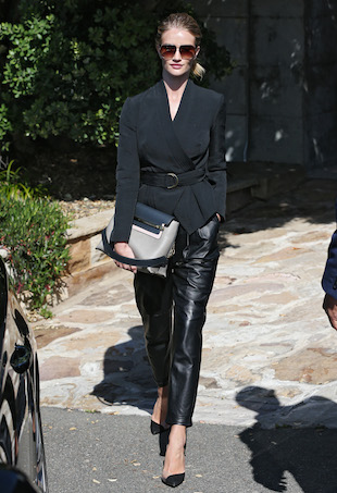 Rosie Huntington-Whiteley Lover ModelCo