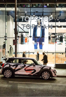 Want a Free Ride to Topshop? Uber Will Give You One