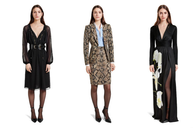 3 outfits from the Altuzarra for Target Collection
