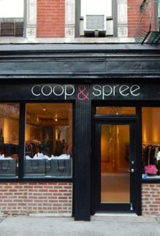 Coop & Spree Boutique Combines Fashion and Sports…Really
