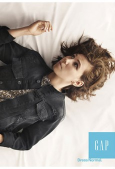 Gap Gets Celebrities to 'Dress Normal' for Fall 2014