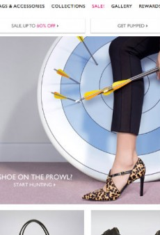 Nine West Would Like to Sell Women Shoes for 'Starter Husband Hunting'