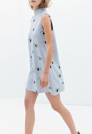 Eye print fashion trend