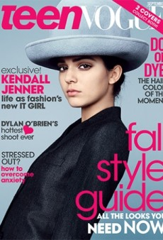 Kendall Jenner Lands Two Teen Vogue September Covers (Forum Buzz)