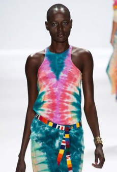 Haute, Not Hippie Ways to Wear Tie-Dye This Summer