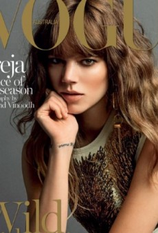 Freja Beha Erichsen's 'Perfect September Cover' for Vogue Australia is Here! (Forum Buzz)