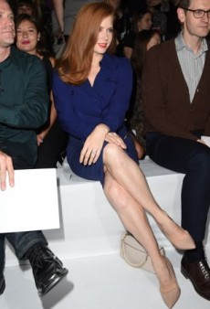 26 Eye-Catching Front Row Pics from Milan Fashion Week Spring 2015