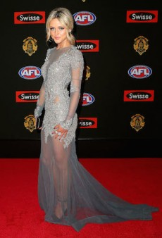 WAGs Steal the Show at the 2014 Brownlow Medal