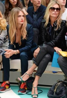 52 FROW Shots from London Fashion Week