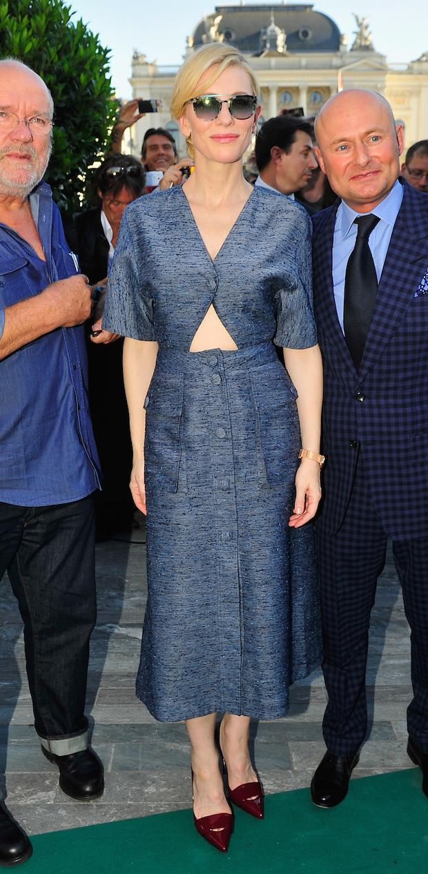 Cate Blanchett Stella McCartney