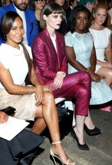 62 Celeb Front Row-ers at NYFW Spring 2015