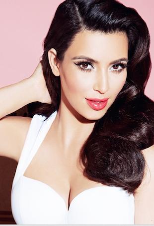 Kim Kardashian Australia