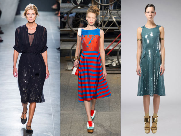 2015 Spring Fashion Shows MFW Spring Hits
