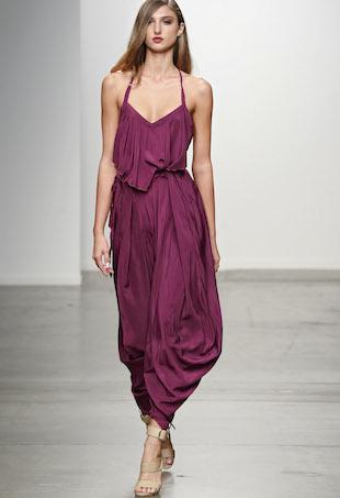 New York Fashion Week 2014 Rumar by Rochelle