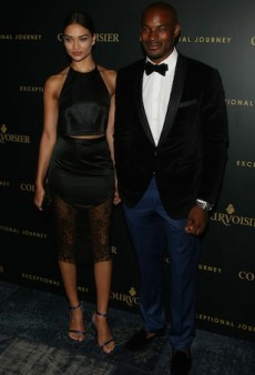 Shanina Shaik Steps Out In Lover Outfit With Tyson Beckford