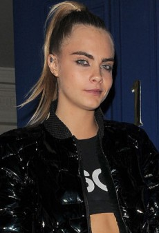 Serious Actress Cara Delevingne Lands Another Film Role