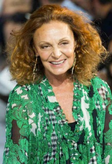 Interview: Diane von Furstenberg's Ode to Joy for Spring 2015
