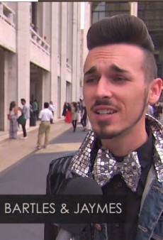 Jimmy Kimmel Pranks Fashion Week Goers Into Talking About Made-Up Designers