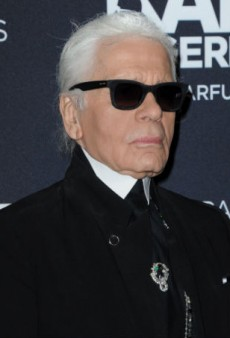 Karl Lagerfeld Hates Your Selfies, Calls Journalists 'Basic'