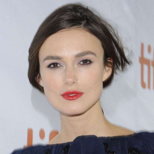 Keira Knightley Red Carpet UK Harpers