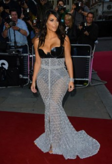 Kim Kardashian Named GQ UK's Woman of the Year, Doesn't Let Anyone Forget Her Last Name Is Now West