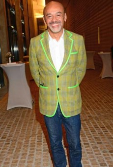 Christian Louboutin on Veal Carpaccio, Nail Polish Fights and More!