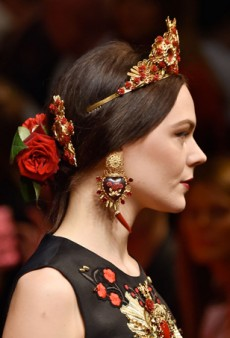 Beauty Standouts from Milan Fashion Week Spring 2015