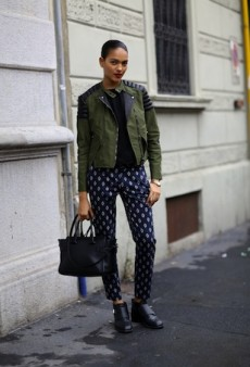 101 Gorgeous Models Off Duty Snaps from Fashion Month