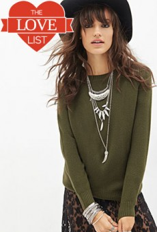 Olive Picks for Now and Later: The Love List