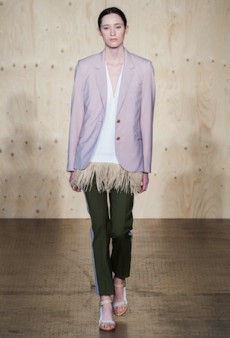 Paul Smith Spring 2015 Runway