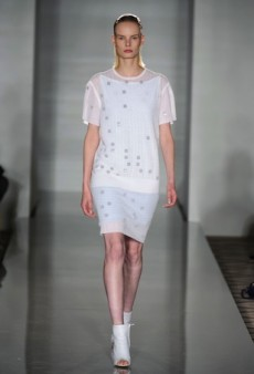 Pringle of Scotland Spring 2015 Runway
