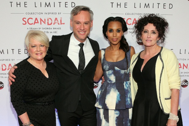 The Limited Scandal Collection Launch Event