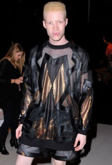 One Minute with … Model Shaun Ross