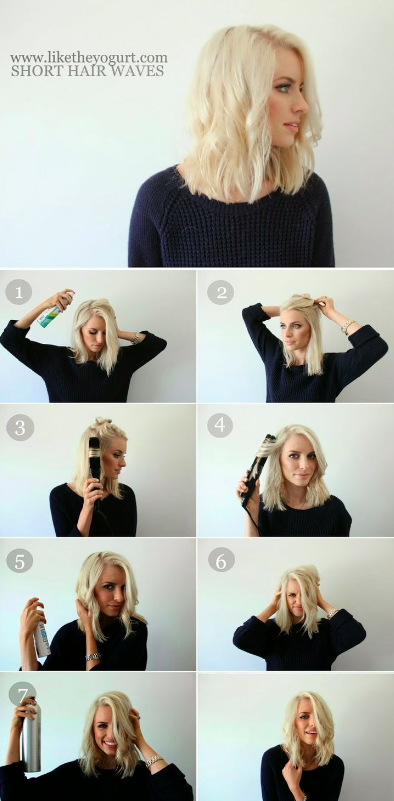 18 Pinterest Hair Tutorials You Need to Try - theFashionSpot