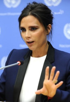Victoria Beckham Is Now a UN Ambassador