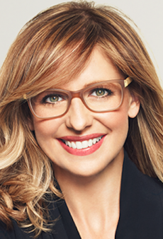 Buffy the Vampire Slayer AKA Sarah Michelle Gellar is in Town for Specsavers
