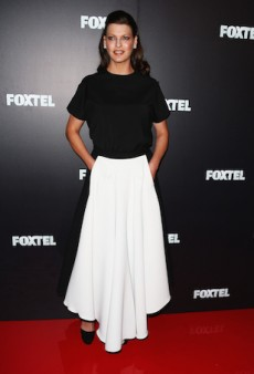 Big-Name Celebs Grace the Red Carpet for the Foxtel Season Launch
