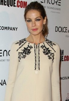Michelle Monaghan Wears Miu Miu to Honor Matthew McConaughey