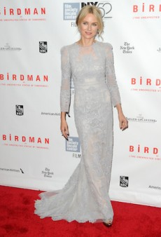 Naomi Watts is Radiant in Gucci for the 52nd New York Film Festival