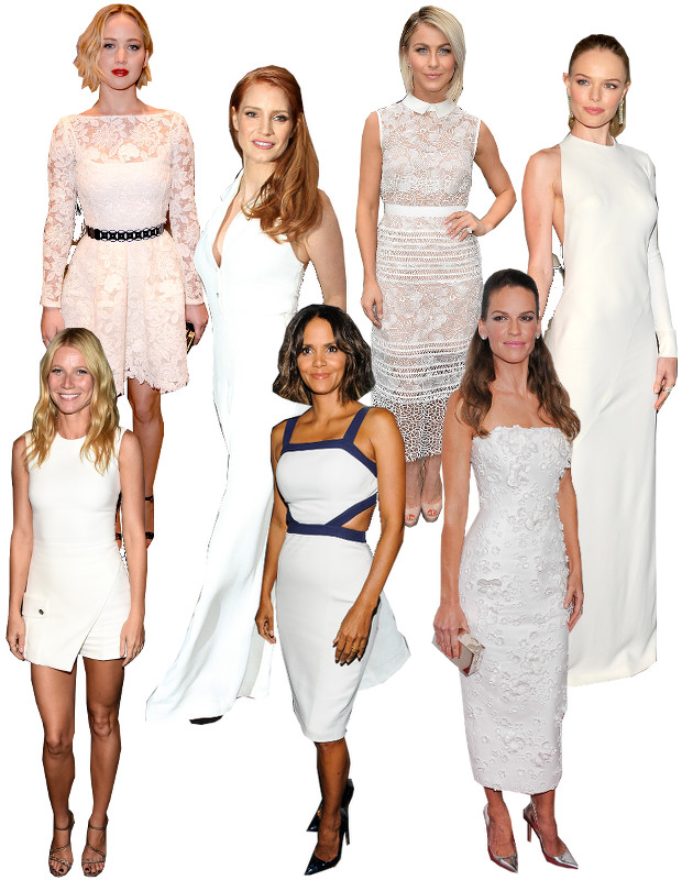No White After Labor Day? These 7 Celebs Disagree