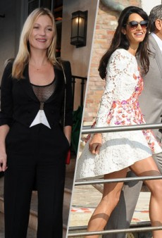 Amal Clooney, Jourdan Dunn Named Nominees for British Style Award