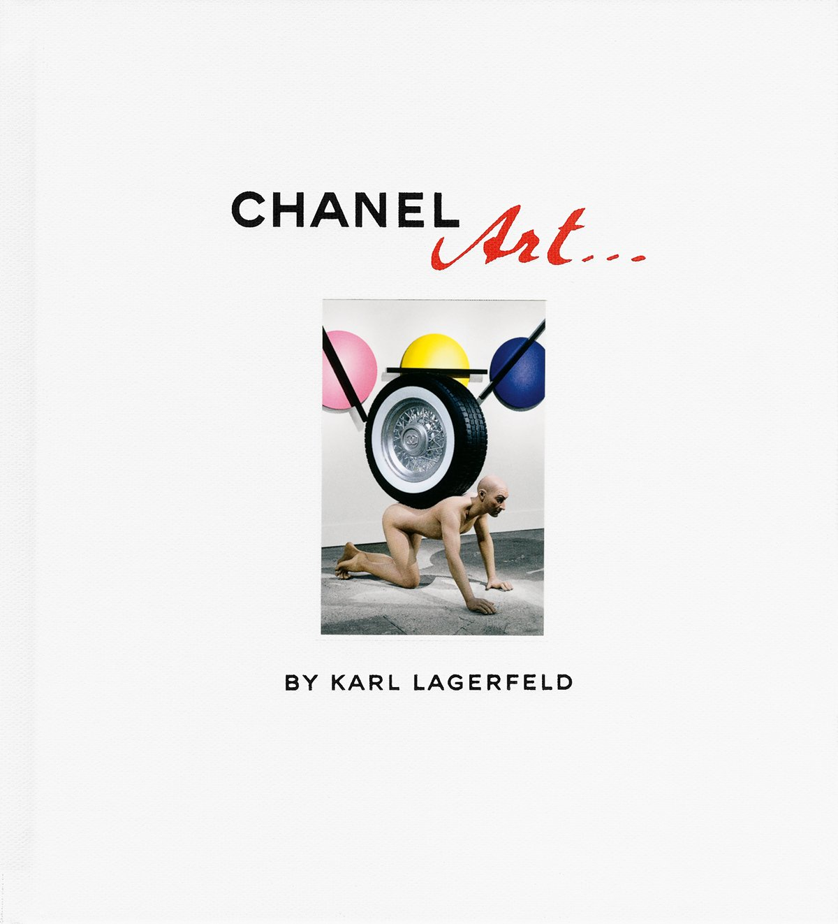 Karl Lagerfeld's Artwork for Chanel Immortalized in a Coffee Table Book