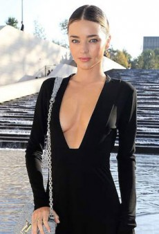 Bust Out the Double-Stick Tape: Plunging Necklines Are Back on the Red Carpet